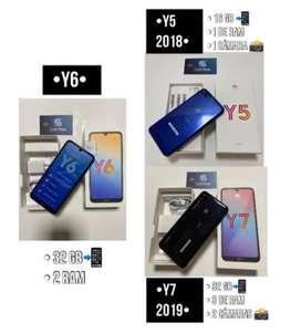 Huawei. Varios modelos con servicio a domicilio sin recargo