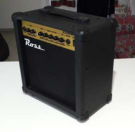 Amplificador Ross 25rg sin Uso Nuevo