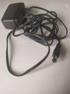 Conector a fuente de poder  plug redondo