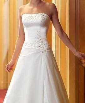 Vestido de Novia - Talla S