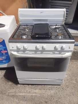 Venta cocina de 5 quemadores