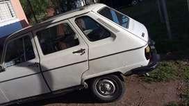 Vendo Renault  6 excelente estado