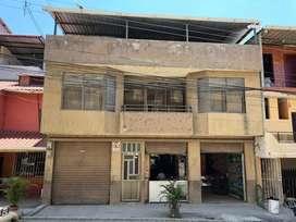Vendo Casa y Terreno en Centro de Portovelo