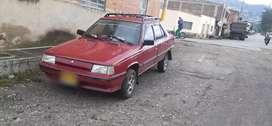 Renault 9 en buen estado
