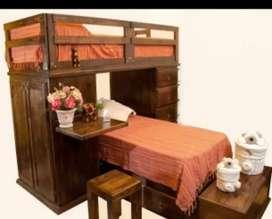 Dormitorio Funcional FINANCIO 50%