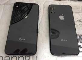 Iphone XS de 64 Gb, color negro, estado 10 de 10,