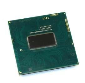 Vendo procesador corei5 SR1HA Laptop 4ta generación para laptop