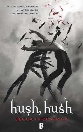 Vendo saga completa Hush Hush