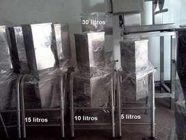 Fabricación Licuadoras Industriales