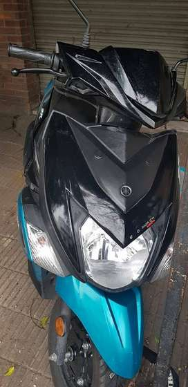 VENDO SCOOTER Yamaha Ray Zr 130 Cc EXCELENTE ESTADO UNICA MANO