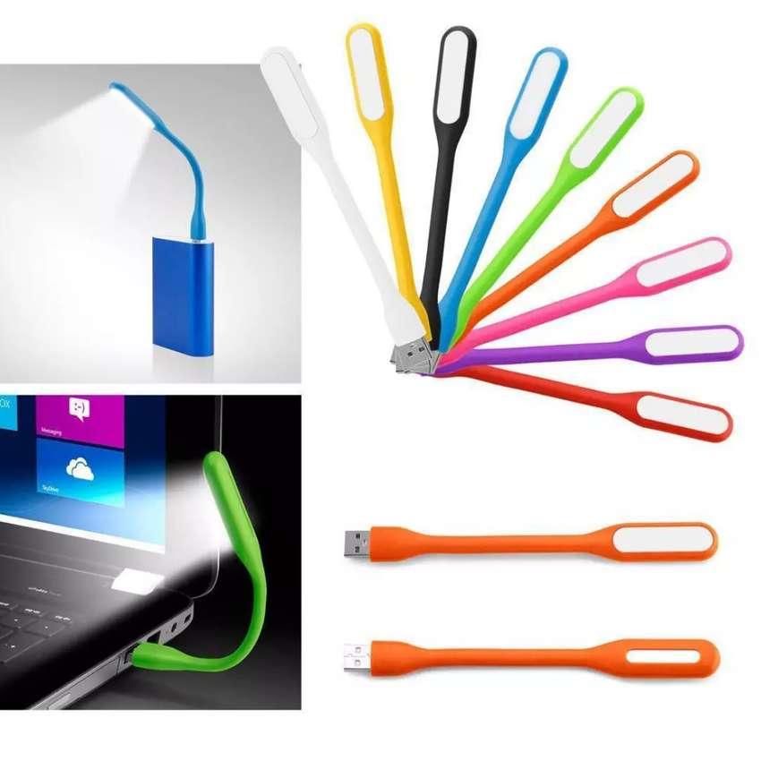 Luz USB multi funcion 0