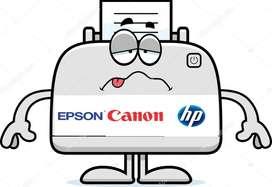 REPARACION Y MANTENIMIENTO DE IMPRESORAS HP CANON Y EPSON