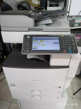 impresora fotocopiadora ricoh mp 4002
