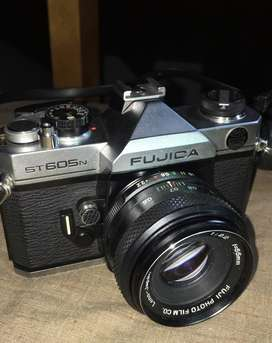 Camara Fujica Reflex agfa minolta y koda