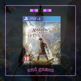 Assassins Creed Odissey PS4