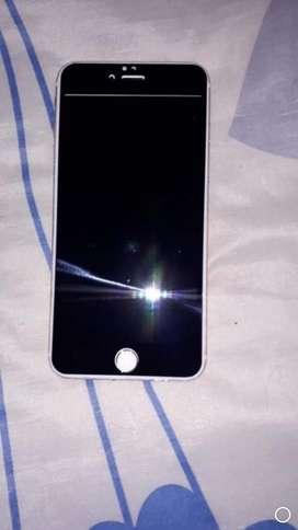 Iphone 6 S plus vendo o cambio