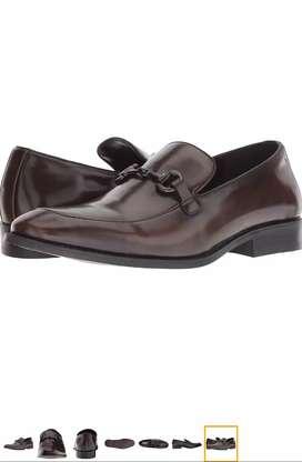 Nuevos Zapatos mocasines para hombre color caqui Unlisted Kenneth Cole