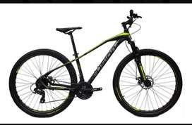 Bicicletas todo terreno Fusion Korbin Rin 29 Freno Disc