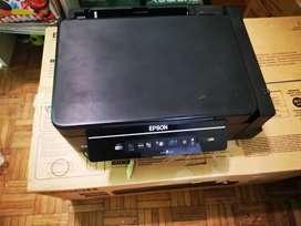 impresora Epson l395 ecotank con wifi