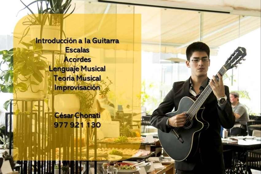 Clases Online de Guitarra 0