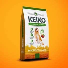 Keiko MIX 15 KG