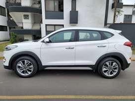 Hyundai tucson 2018 4x4 automática gls