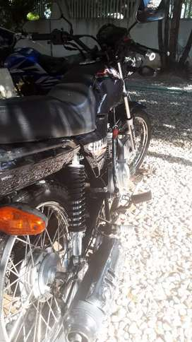 Vendo Moto Ax4