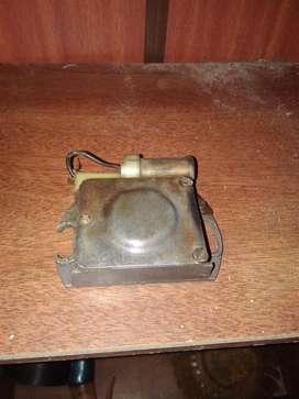 caja de encendido completa con platino condensador 3cv..2cv..mai..mahari