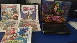 Vendo Nintendo New 3ds Xl