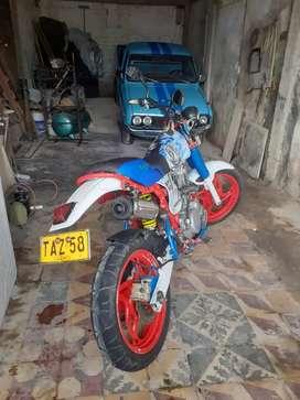 Yamaha/xt 500 modelo 78