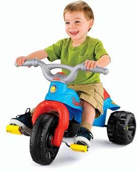 Fisher Price Super Triciclo para Niño Thomas Nuevo