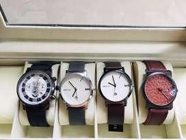 Elegante relojes para caballero