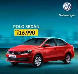 Volkswagen Polo Sedan 2019