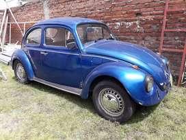 Vendo Volskwagen Escarabajo necociable