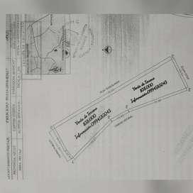 Terreno sector la Chamana parroquia sinincay