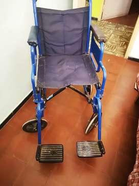 Alquilo silla de ruedas