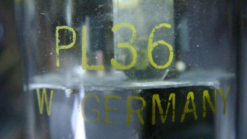 PL36 Pentodo de Salida H. 0