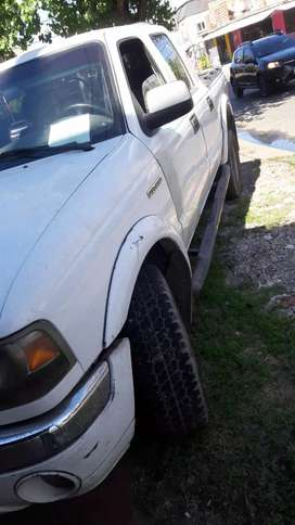 Ford ranger 4x2 dc