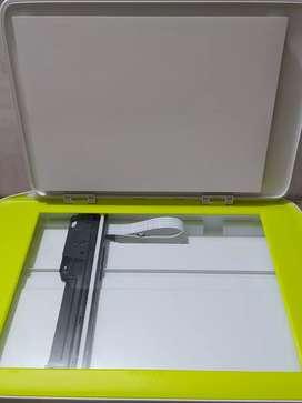 HP Deskjet ink advange 2135 print, scan and copy