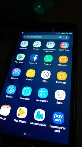 Galaxy j7 2016 impecable