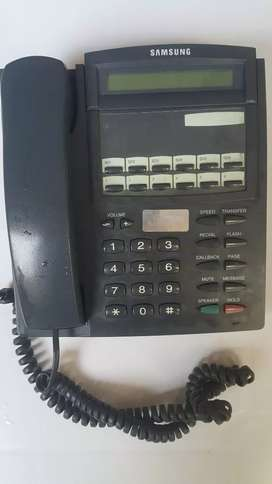TELEFONO DIGITAL SAMSUNG - CENTRAL TELEFONICA ANEXOS
