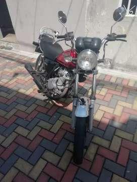 Se vende moto zukida gn125
