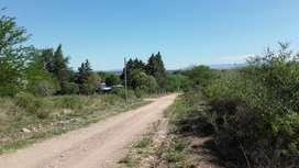 Vendo lote en Bialet Masse, MLago Mza 408, Cerca Av Las vegas