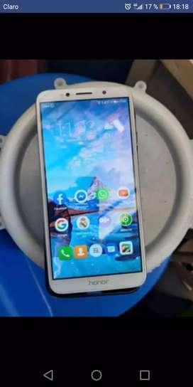 Vendo Wuawei Honnor 7S De Oportunidad Nuevo Entrego Con Todos Los Accesorios.