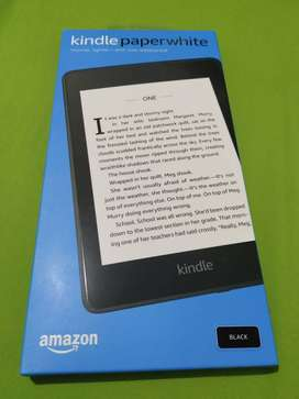 Kindle Paperwhite 8 Gb, resistente al agua, Bluetooth 10 generación
