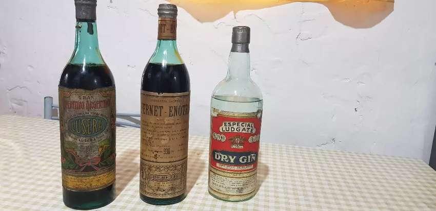 Bebidas antiguas 0