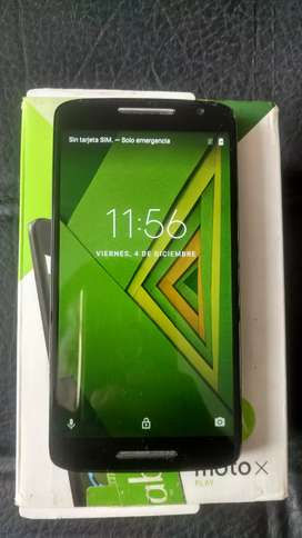 Motorola x play en perfecto estado