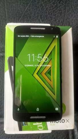 Motorola x play en perfecto estado