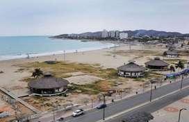 Playas atras del malecon para hotel hosteria a 1 cuadra del mar