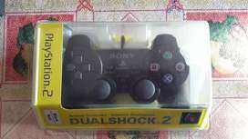 Vendo Joystick de PlayStation 2 Nuevo Sellado 100% Original